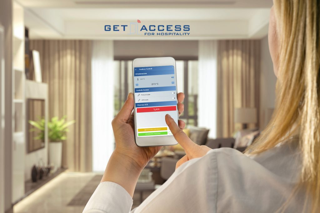 Domotica Alberghiera: automatizzare le camere di Hotel e b&b